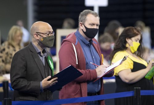 Scottish Greens look set to miss out on first constituency MSP in Glasgow
