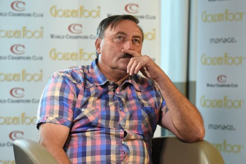 Antonin Panenka: Czech legend opens up on intensive care, clash with Celtic, 'no ridicule' and rates copycat penalties at Hibs and Dunfermline