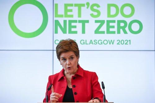 Analysis: Nicola Sturgeon taking full advantage in the run-up to COP26