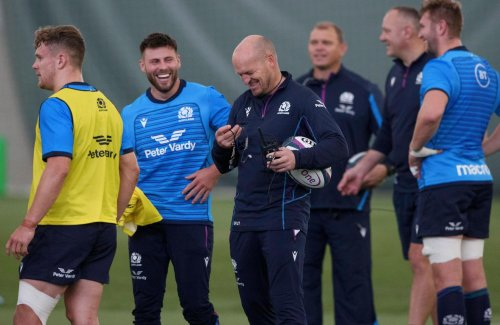 Gregor Townsend is right - we should believe, Scotland's narrative is changing