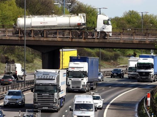 Hauliers boss denies UK Government claim that lorry driver shortage is improving