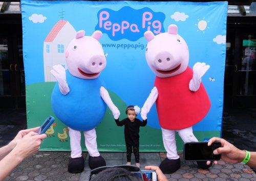 Chickenpox has struck at Hayley's house! If only real life was more like Peppa Pig – Hayley Matthews