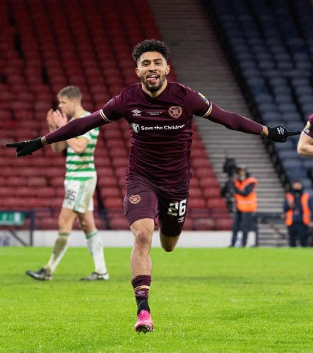 Hearts sign Josh Ginnelly to permanent deal after loan spell