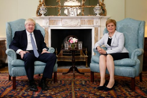 Analysis: UK Government announcements should not be made from the First Minister's Twitter