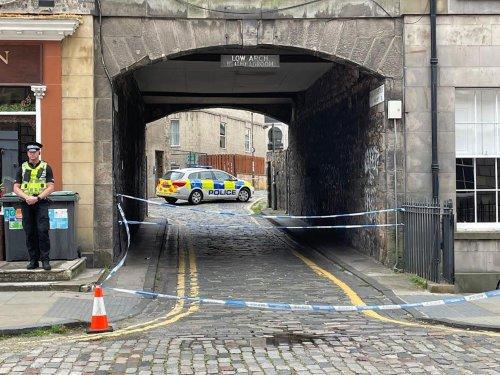 Woman, 29, raped in Edinburgh street
