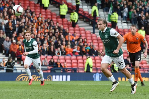 Marvin Bartley recalls 'special' Hibs dressing room and its reaction to Jason Cummings' infamous penalty miss