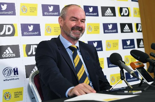 Here is how you can watch Steve Clarke's Scotland Euro 2020 squad announcement live