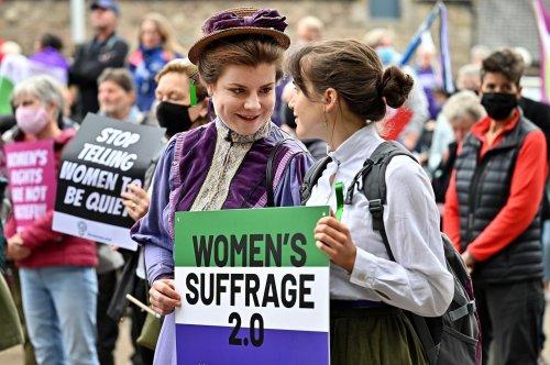 Women's rights activists deserve to be heard in transgender debate, not vilified – Meghan Gallacher MSP