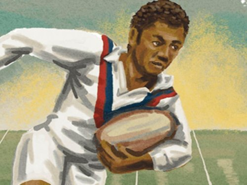 Here's why Welsh rugby league icon Clive Sullivan is being celebrated with a Google Doodle