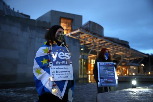 Scotland's parliament was built to invite its people in. But a Draconian new law could change that – Ian Swanson
