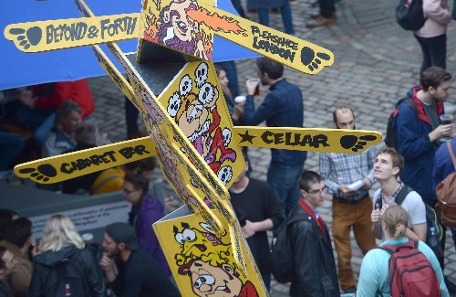 Edinburgh Festival Fringe organisers confident shows can 'pop up across the city' this year
