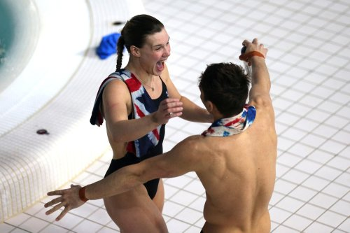 Grace Reid and James Heatly named in British diving team for the Olympic Games