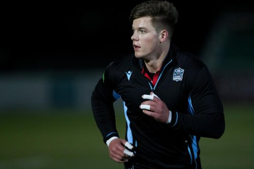 Huw Jones looks to have played his last game for Glasgow Warriors as club suffers triple injury blow