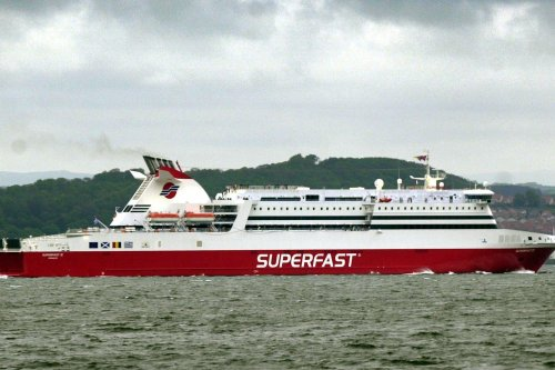 Why MP thinks it's time to launch new ferry services from Rosyth to continent