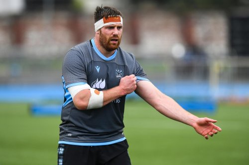 Glasgow Warriors coach Danny Wilson lays down target in Scottish-Italian pool of United Rugby Championship