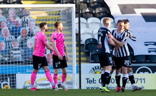 Inverness suffer cruellest of defeats by St Mirren in pulsating cup tie - but milestone moment Hibs loanee Scott Allan