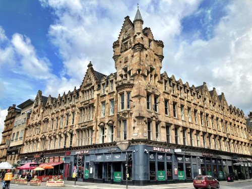 Scotland On Sunday Travel: Do Not Disturb - The Baronial grandeur of Fraser Suites, Glasgow