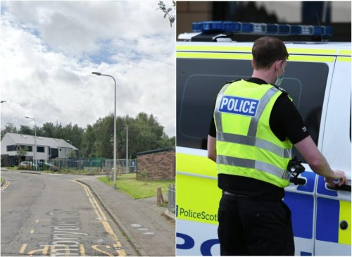 Concerns after 'alone and distressed' woman asks passer by for help before running off in Edinburgh