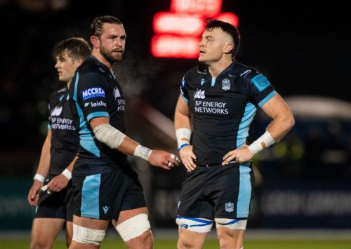 Glasgow Warriors suffer reality check after Leinster triumph 31-10 in URC at Scotstoun