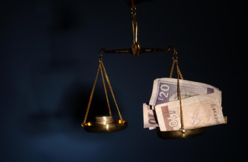 A balancing act over judiciary's finances - Andrew Stevenson