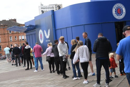Largely negative reaction greets Rangers away kit release as fans turn on Castore