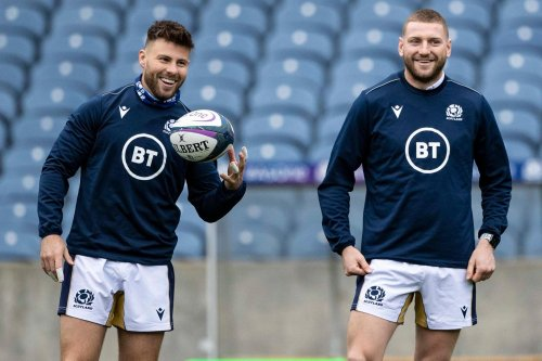 Ali Price ready to rein in former flatmate Finn Russell on British & Irish Lions tour