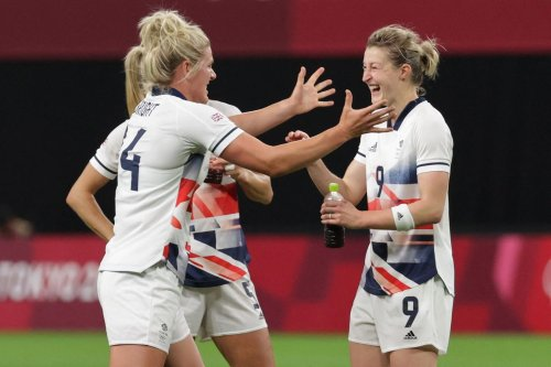 Tokyo 2020 Olympics: Kim Little and Caroline Weir help Team GB to victory over Japan