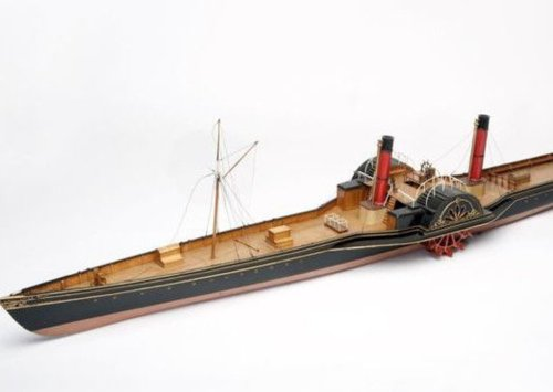 Sunken Clyde paddle steamer set for protected status