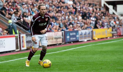 Barrie McKay: Scotland recall should be the aim as Hearts star will get 'bums off seats'
