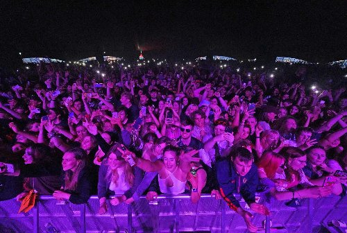 Nicola Sturgeon: Test events in England could pave way for summer festival crowds to return in Scotland