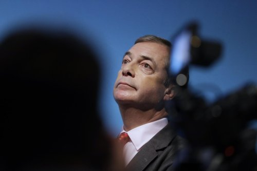 Nigel Farage to present daily show on GB News