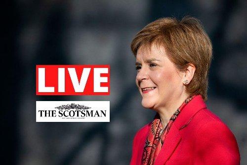 Covid Scotland RECAP: Nicola Sturgeon answers questions on PPE shortage