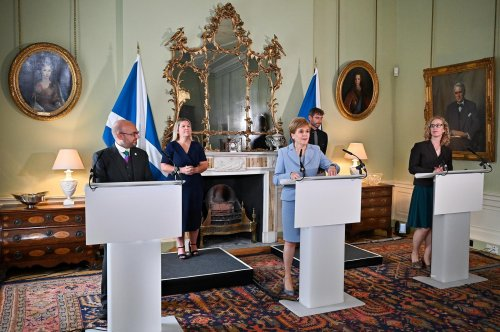 SNP-Green 'coalition' is not what Scotland voted for and there is a better way to run the country – Alastair Stewart