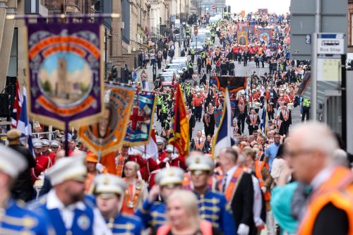 Readers' letters: Sectarian hatred suits the separation agenda
