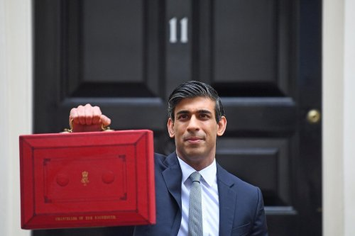 Here's what time Rishi Sunak will announce the UK Government's Autumn Budget 2021 - and what we can expect