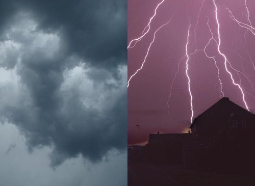 Here's what the latest weather warnings from the Met Office mean for different parts of the UK