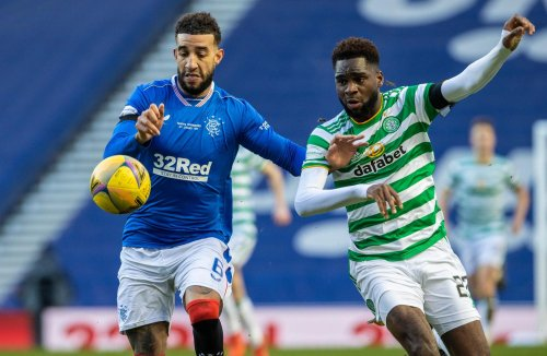 Rangers 2 Celtic 0 RECAP: Davis, Kent and McGregor send Ibrox men into Scottish Cup last eight as Edouard has penalty saved