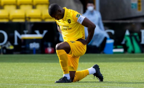 Rangers fans 'absolutely fantastic' – Marvin Bartley praises reaction to taking the knee