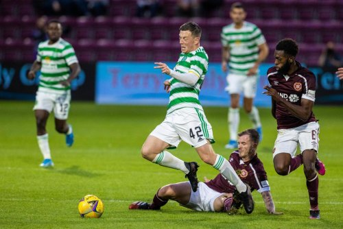 Andy Halliday insists he didn't deserve red card as he reflects on Hearts victory over Celtic