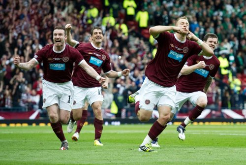 Hearts Scottish Cup winner and ex-Hibs goalkeeper join Falkirk coaching staff