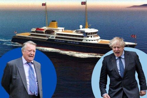 Former Chancellor Ken Clarke ridicules Boris Johnson over 'silly' £200m flagship