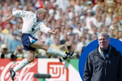 Alba MP 'scunnered' by BBC Euro 2020 pundits' repeated mention of Paul Gascoigne's 1996 goal against Scotland