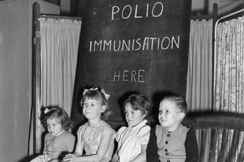 We didn't learn to live with cholera or polio, so why should we do that with Covid? – Graham Checkley