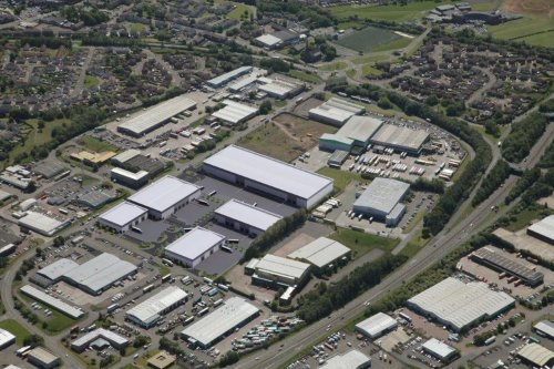 Green light given for major logistics park on site of former Lanarkshire sausage-skin factory