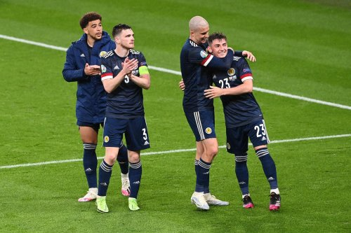 Euro 2020: What do Scotland need to do to qualify for last 16 after draw with England?