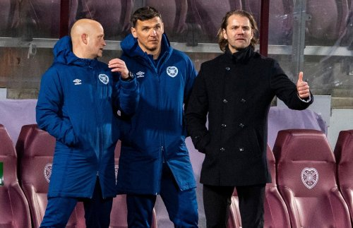 Hearts reveal plan of attack without Liam Boyce