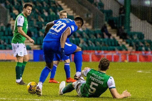 Ryan Porteous can handle any Rangers provocation, says Hibs manager Jack Ross