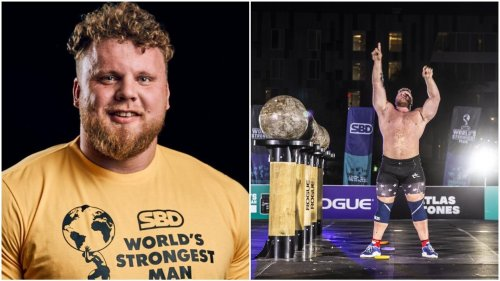 Everything you need to know about the Scot who's been crowned the World's Strongest Man