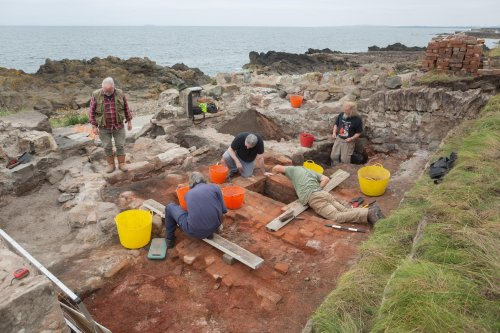 Railway history 'rewritten' after hidden tracks discovered in East Lothian