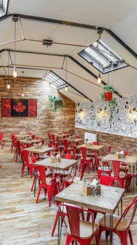 Down the Hatch, Edinburgh, restaurant review